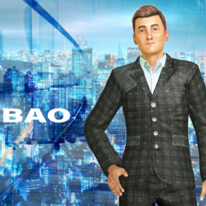 Unimation Media Professional Avatar Bao