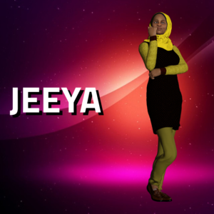 Unimation Media Professional 3D Avatar Jeeya