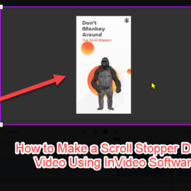 How to Create Scroll Stopping Dance Videos Using InVideo Software