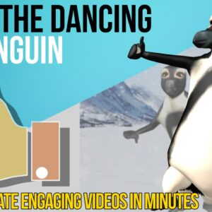 Unimation Media Polly the Dancing Penguin