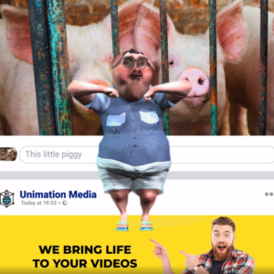 Unimation Media Peter the Pig